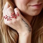 Prsten jeřabiny