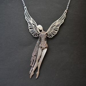 Náhrdelník Anděl